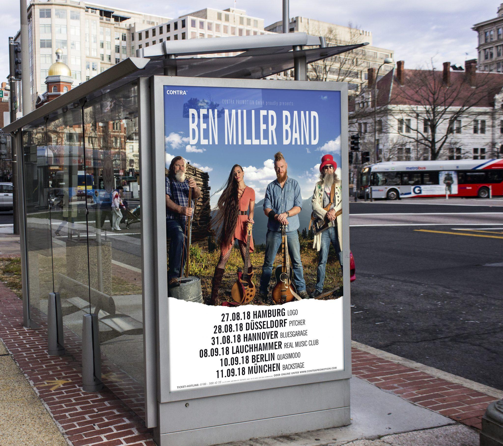 ben miller-2018