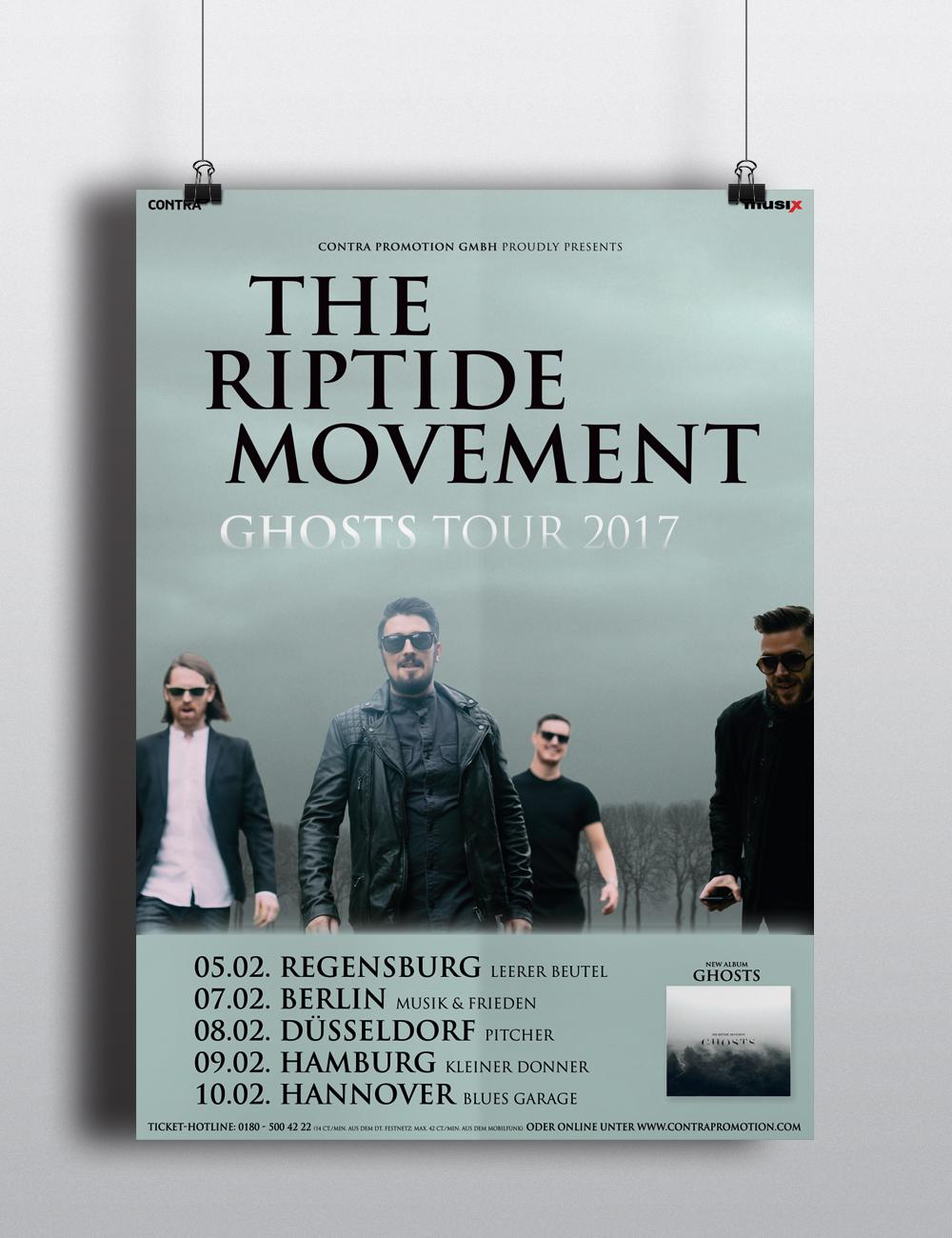 riptide movement 2018