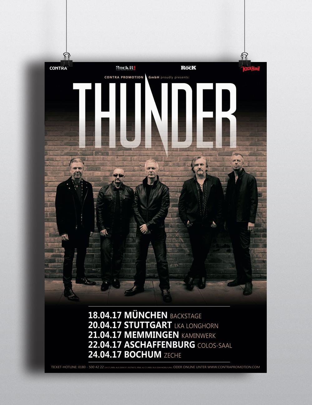 thunder 17