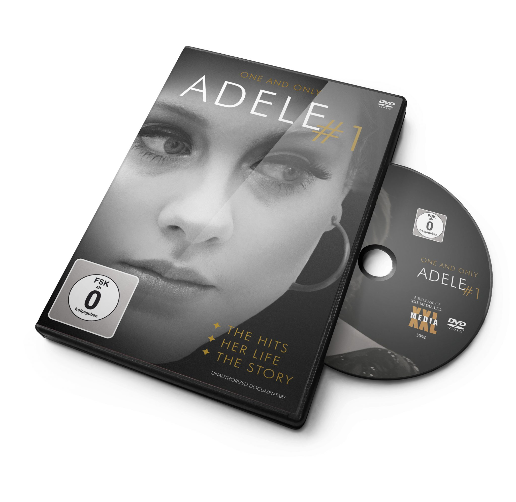adele-one and only_dvd