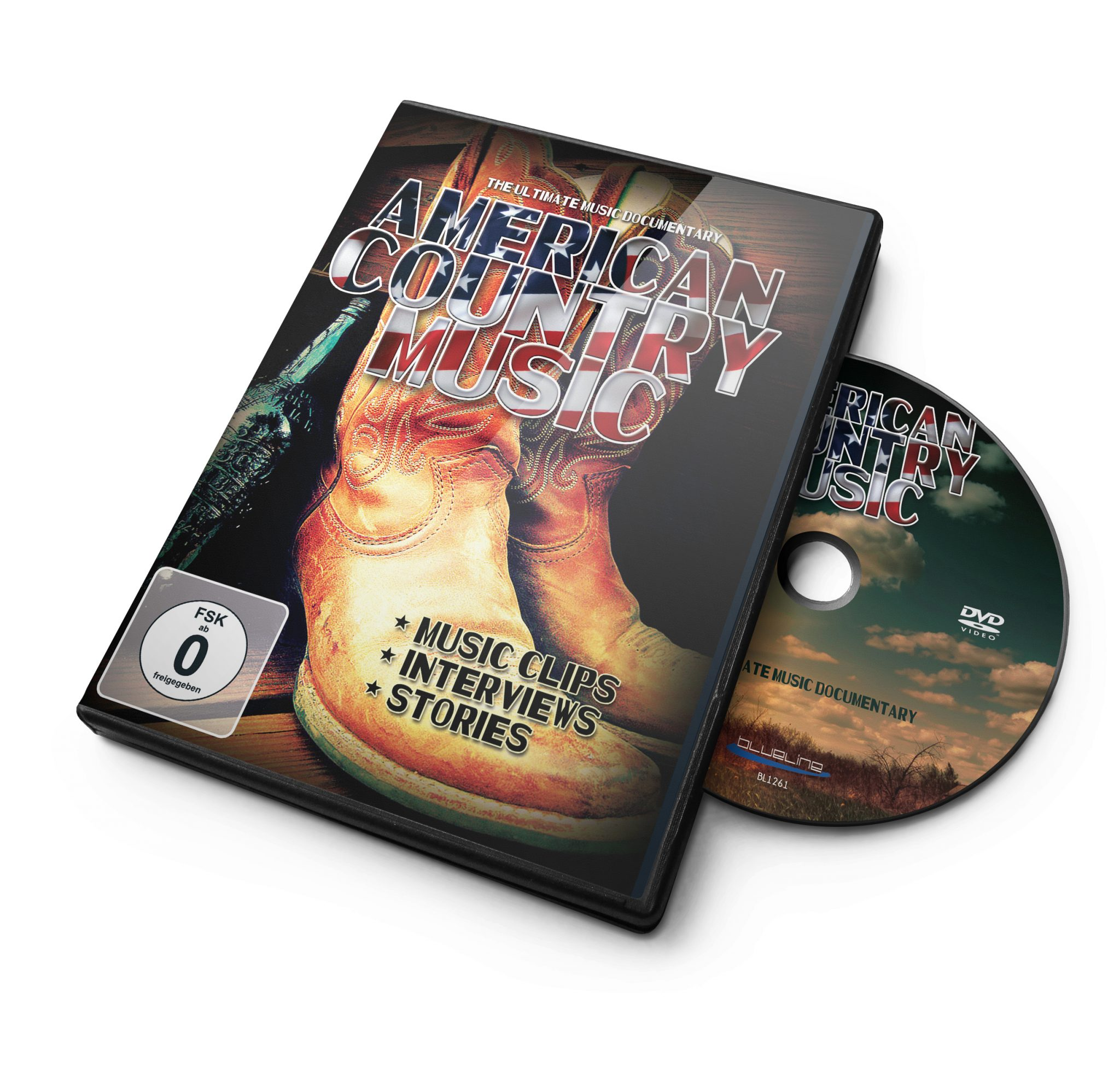 american country_dvd