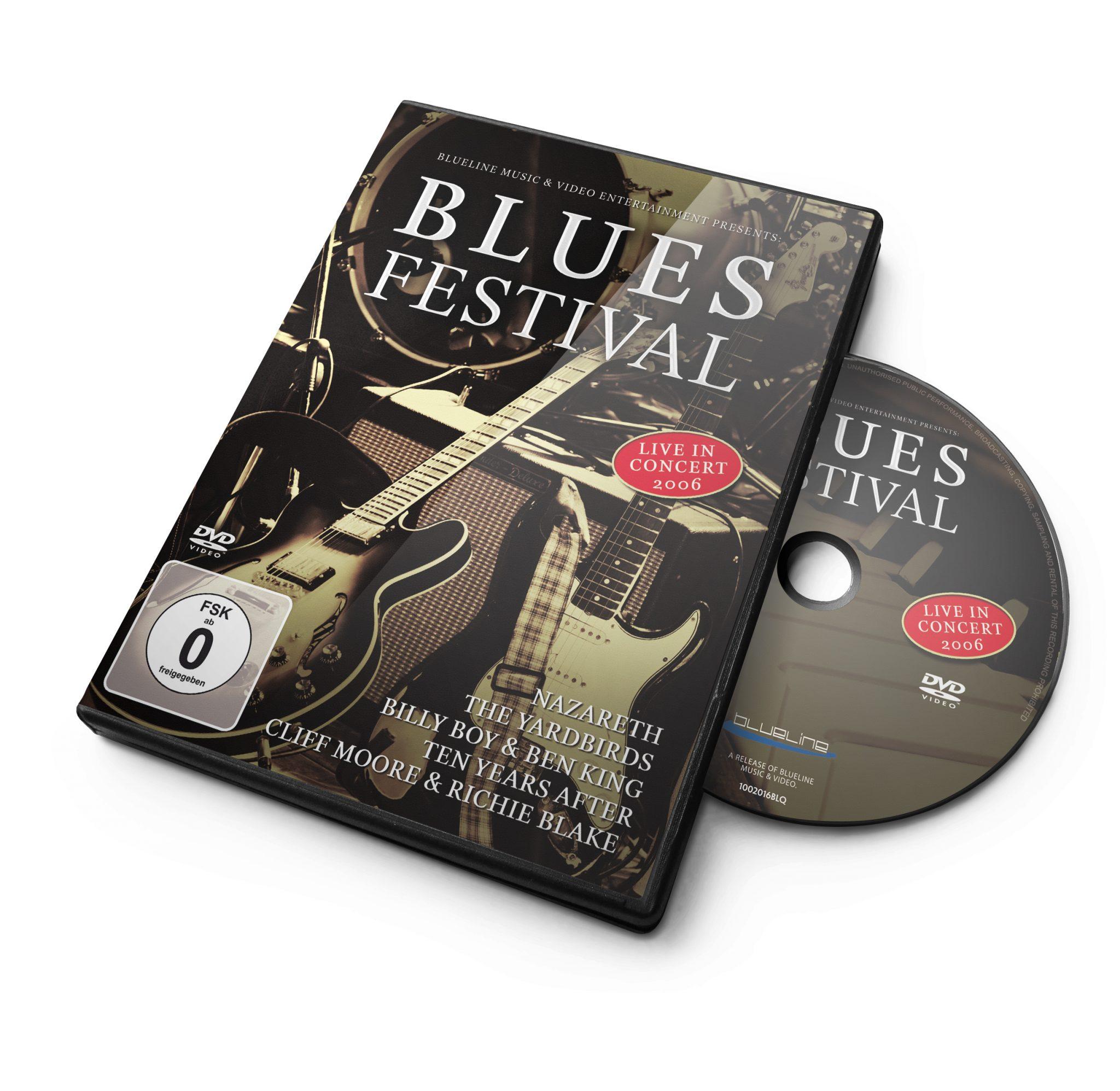 blues festival_dvd