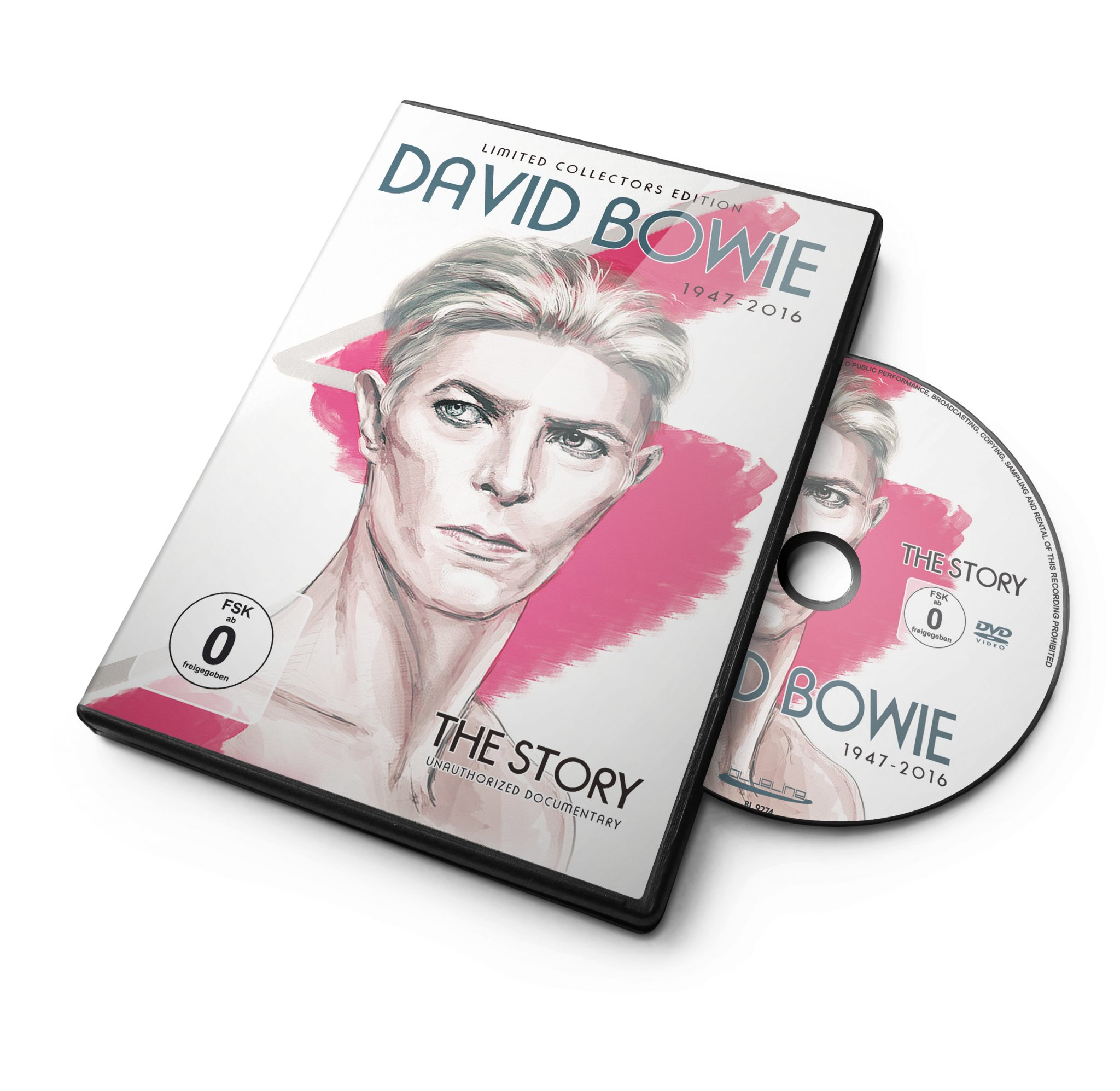 bowie story_dvd