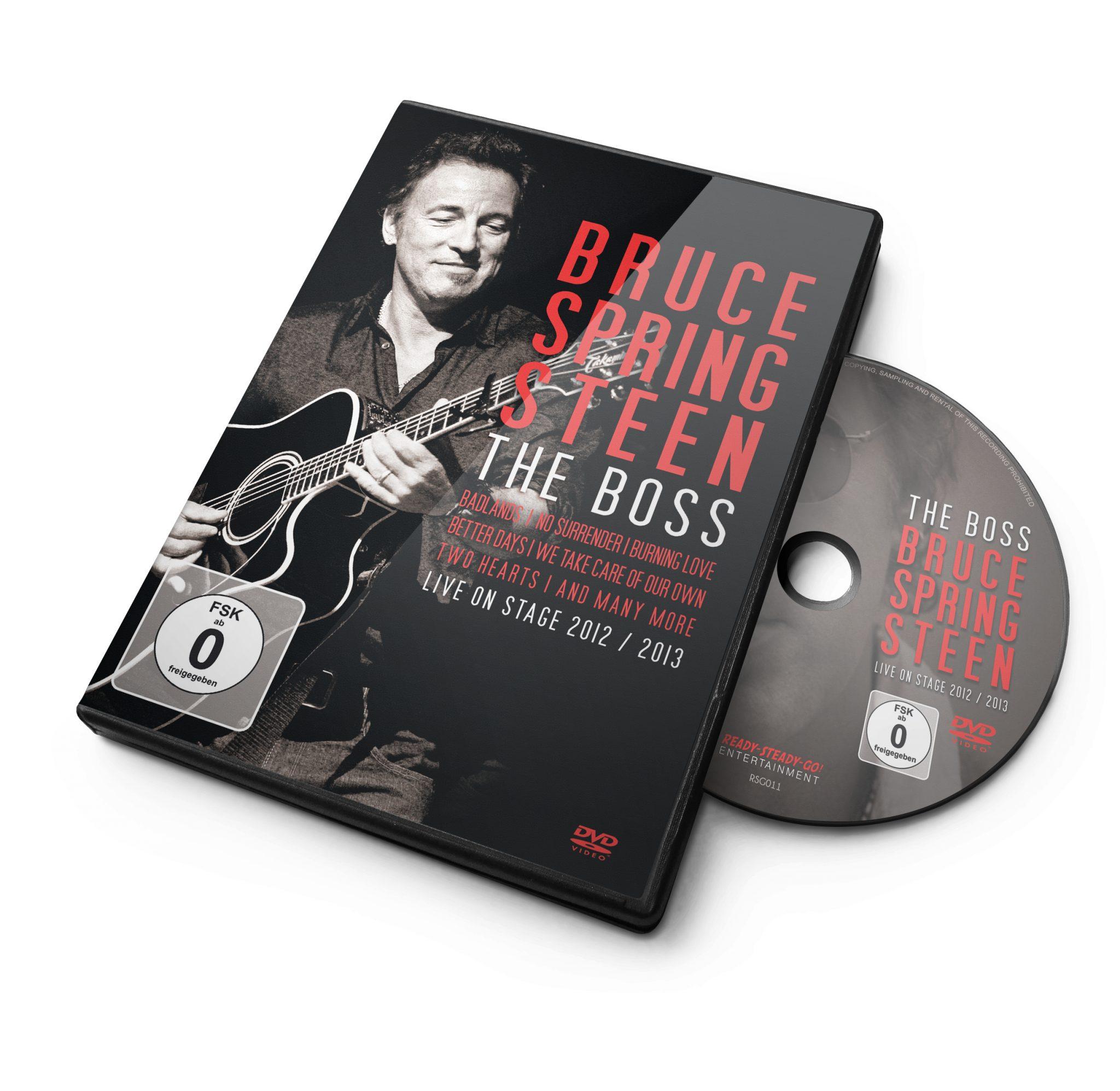 bruce springsteen-the boss_dvd