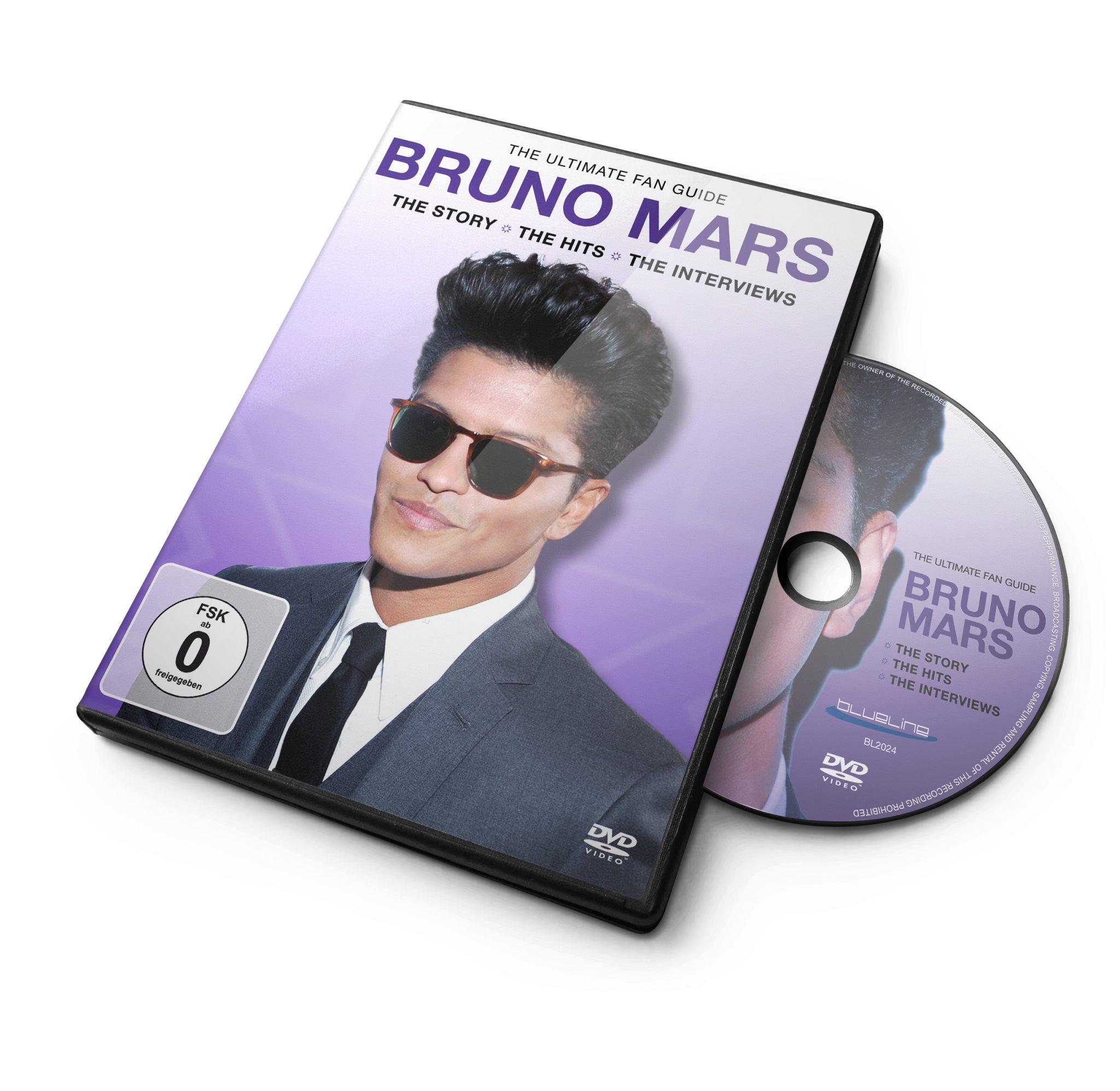 bruno mars-fan guide_dvd