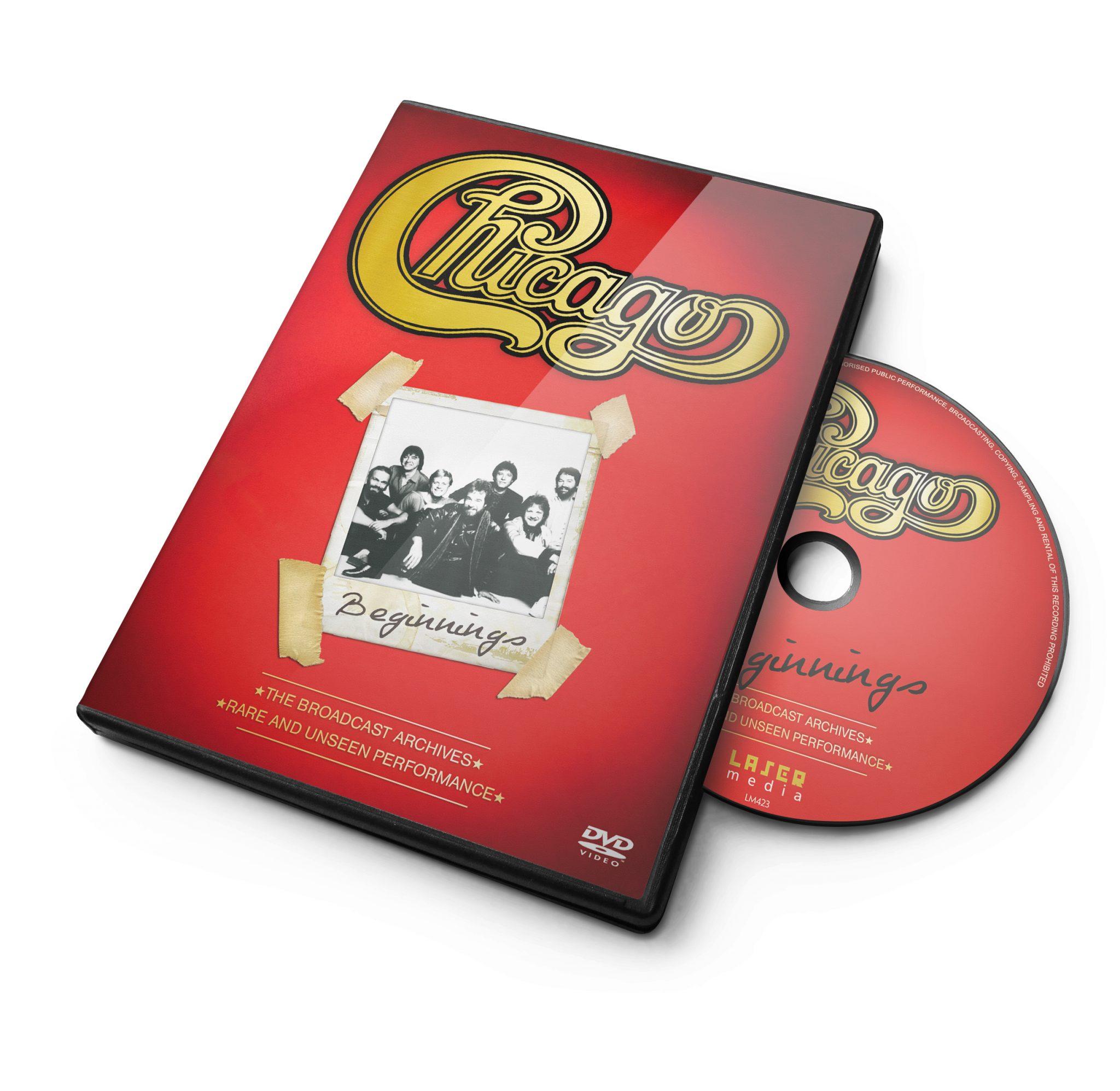 chicago -beginnings_dvd