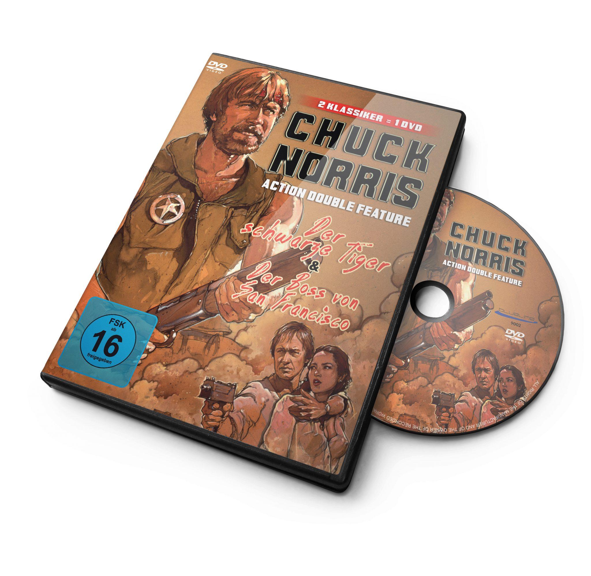 chuck norris_dvd