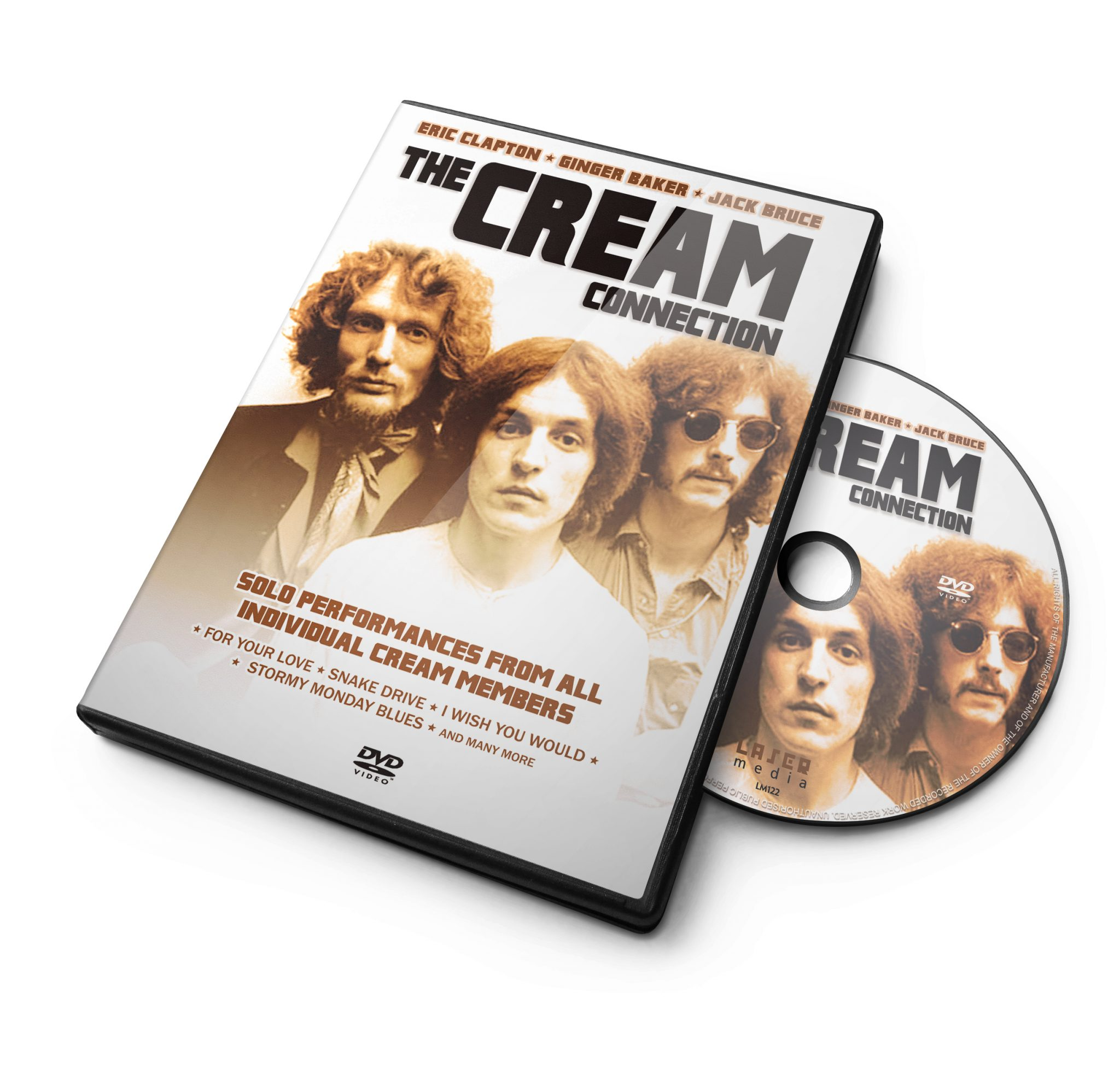 cream connection_dvd