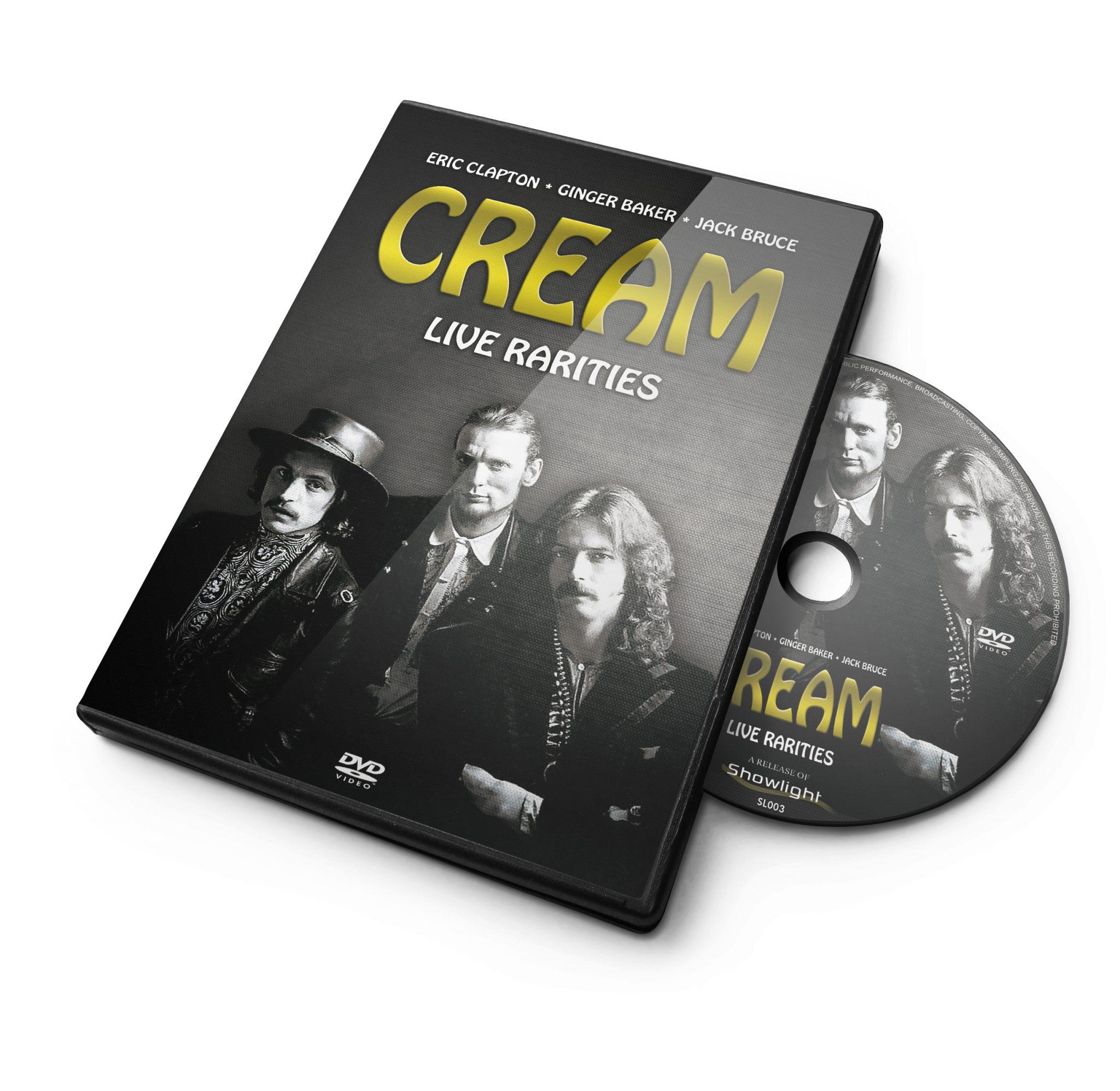 cream-live rarities_dvd