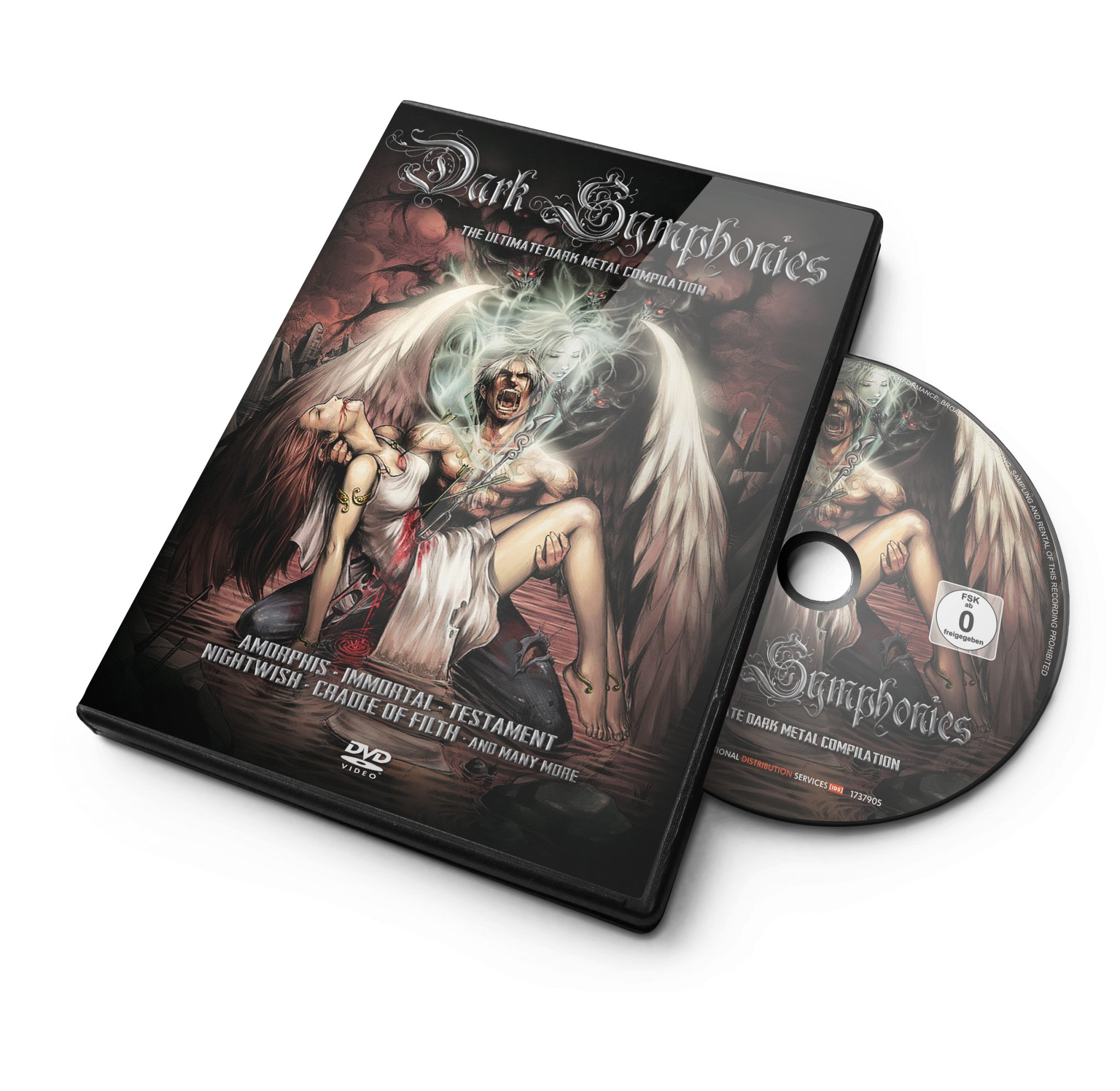 dark symphonies_dvd