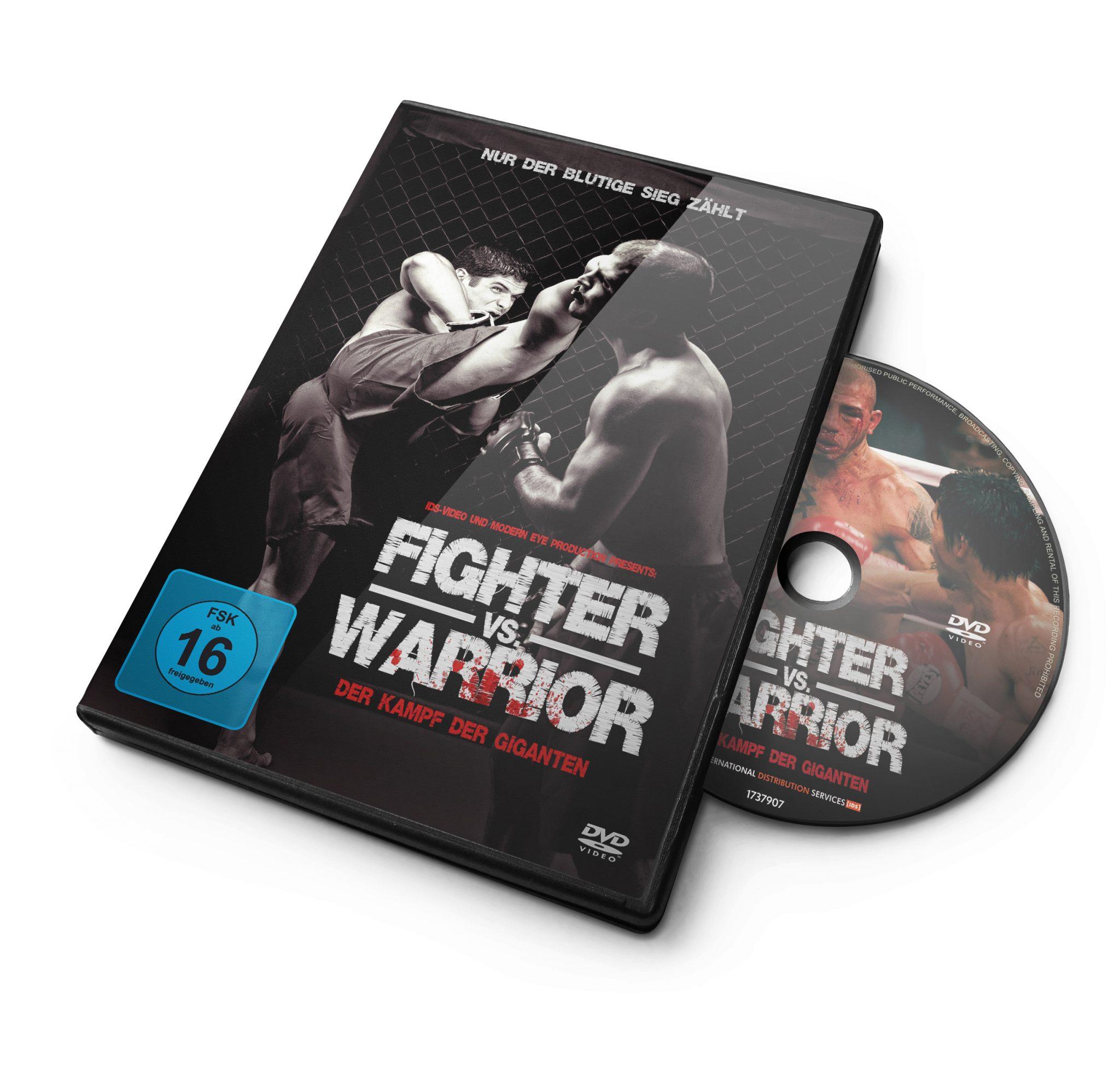 fighter vs warrior_dvd