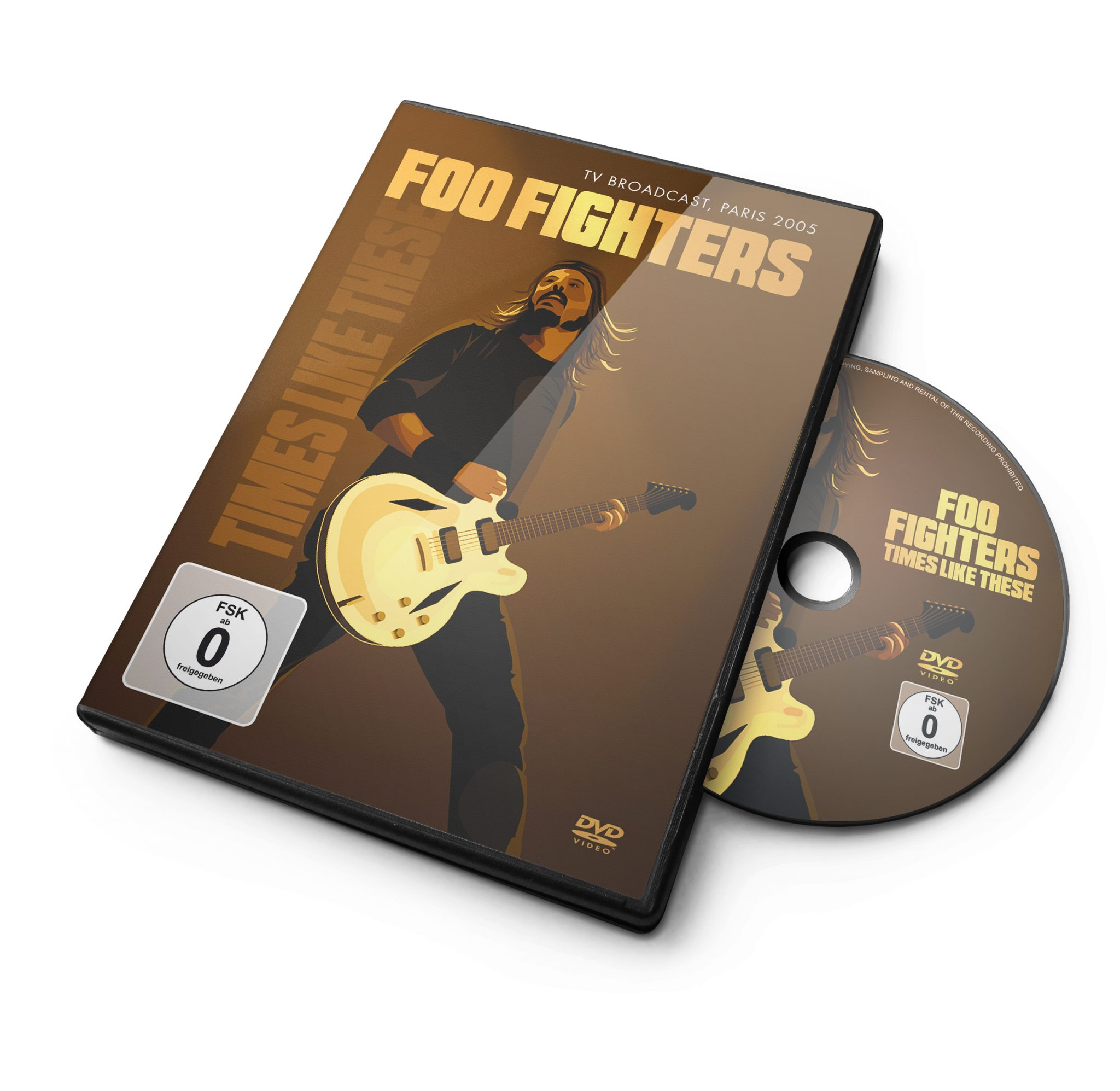 foo fighters-times like these_dvd
