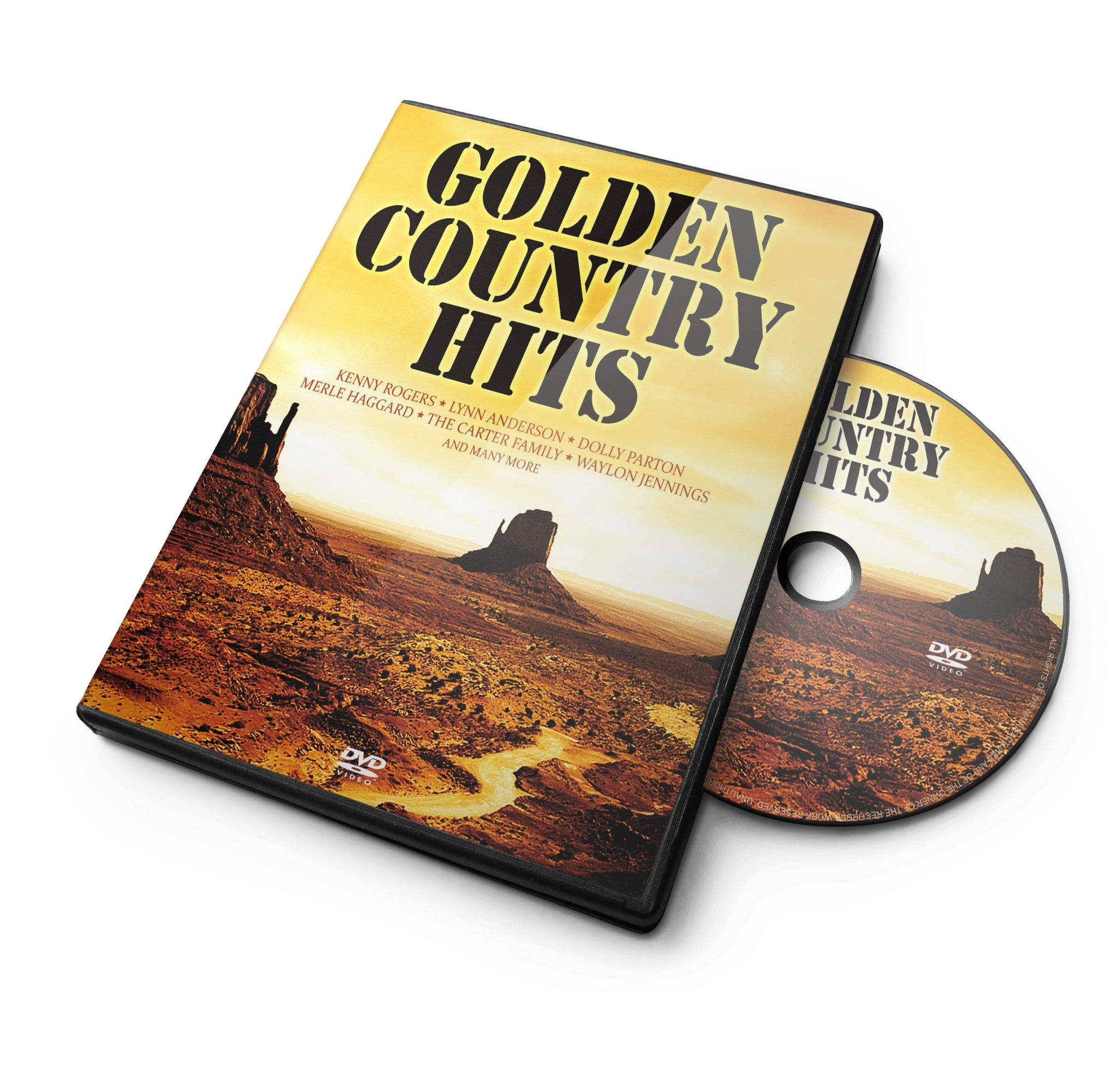 golden country_dvd