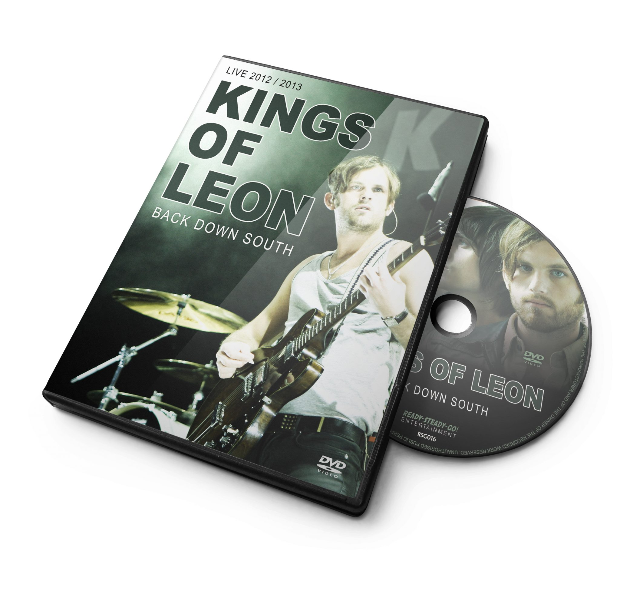 kings of leon-south_dvd