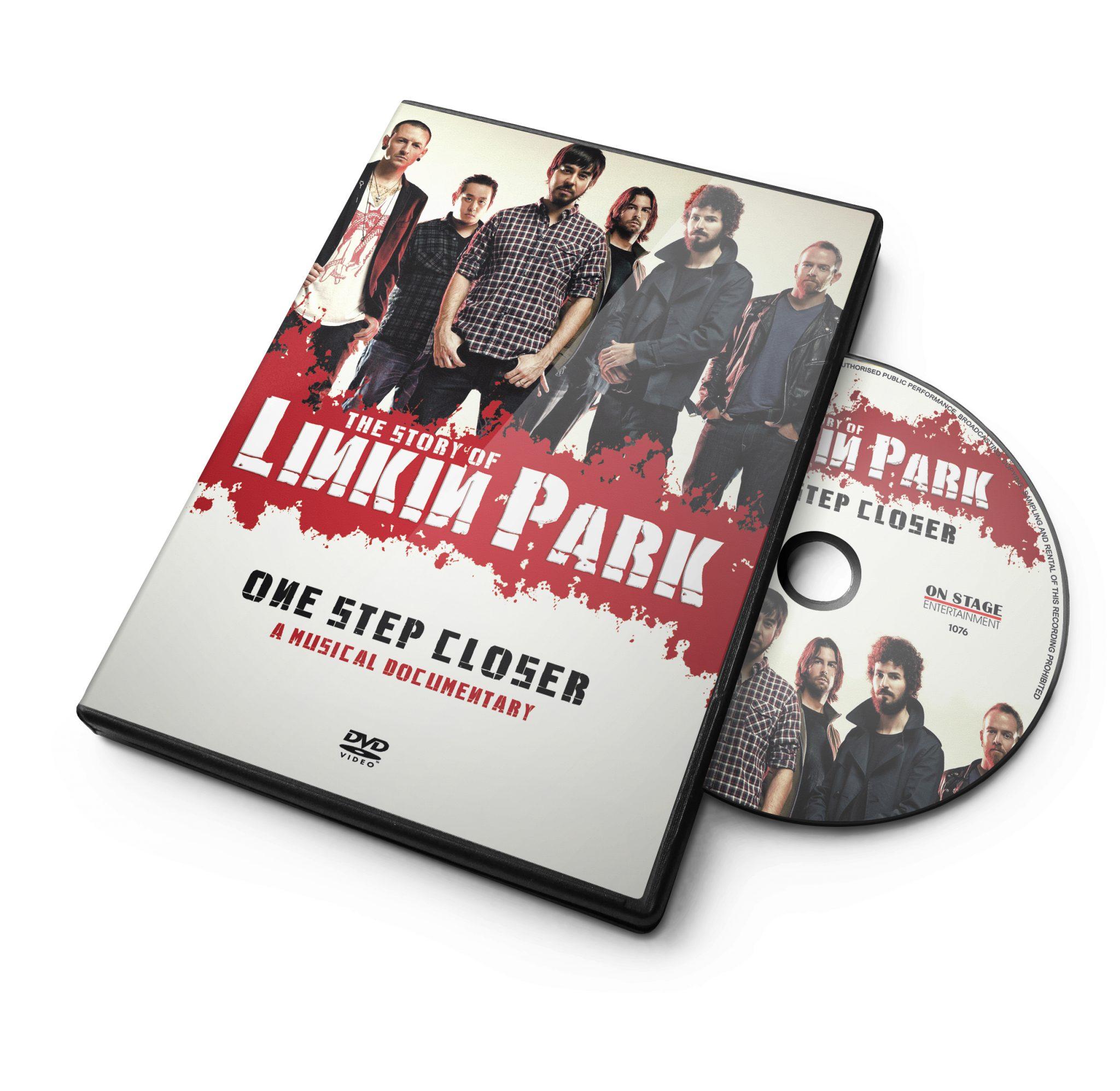 linkin park docu_dvd