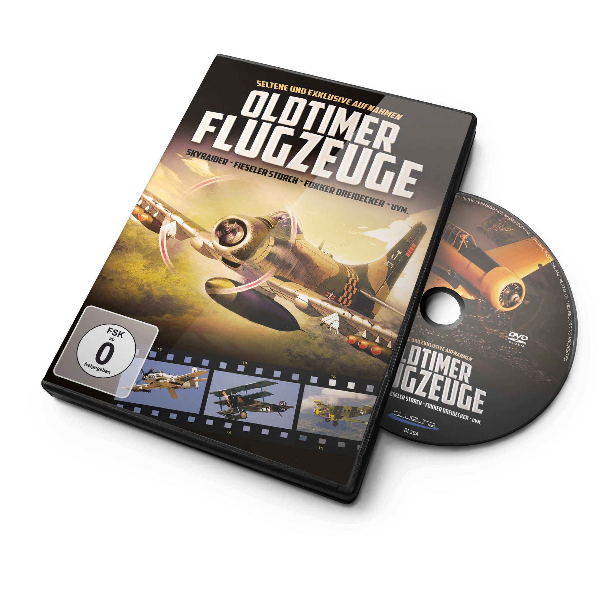 oldtimer flugzeuge_dvd